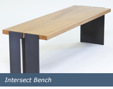 Intersect Bench