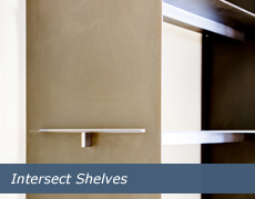 Intersect Shelves