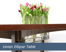 Union Ellipse Table