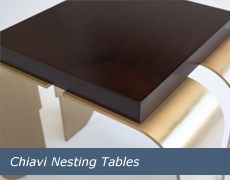 Chiavi Nesting Tables
